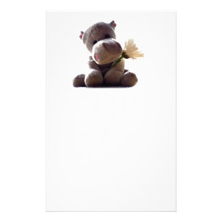 Happy Hippo Personalised Stationery
