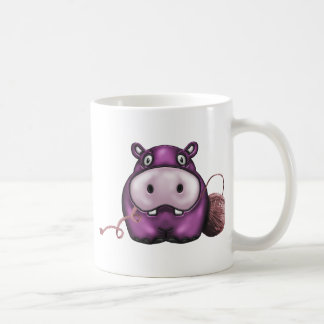 happy hippo products coffee mug
