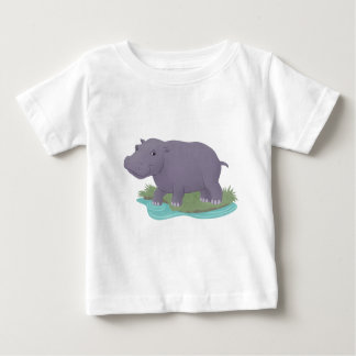 Happy Hippo T Shirt