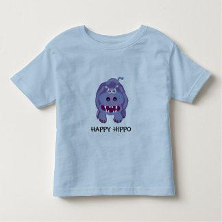 happy hippo toddler T-Shirt