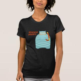 Happy Hippo Tshirt
