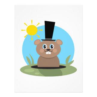 Happy Hog Flyer Design