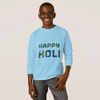Happy Holi Hindu Spring Festival of Colors T-Shirt
