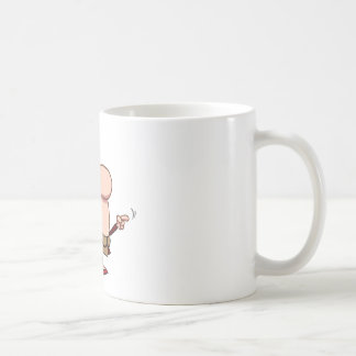 Happy Holiday Dance Lady at New Year's Day Coffee Mugs