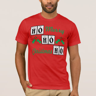Happy Holiday, Merry Christmas. T-Shirt