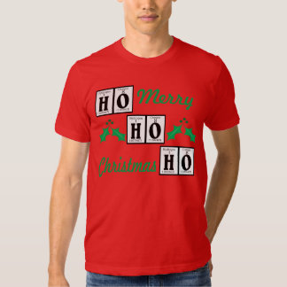 Happy Holiday, Merry Christmas. Tee Shirt