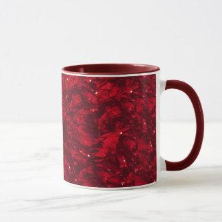 Happy Holiday Red Mug