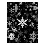 Happy Holiday Snowflakes Pattern for Everyone