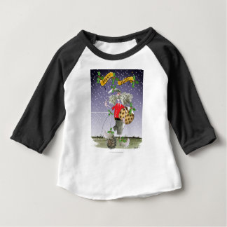 happy holiday soccer fans baby T-Shirt