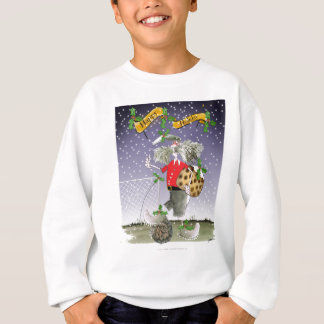 happy holiday soccer fans sweatshirt