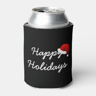 Happy Holidays Can Cooler