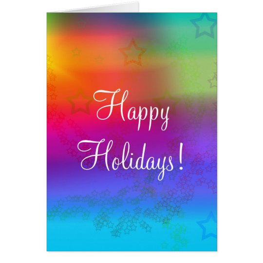 Happy Holidays! Card