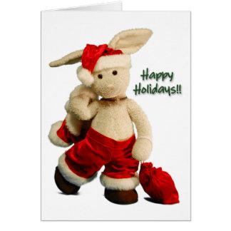 Happy Holidays Christmas Card 3
