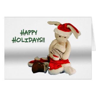 Happy Holidays Christmas Card 5