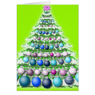 Happy Holidays Christmas Greeting Cards