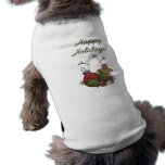 Happy Holidays! Doggie Tshirt