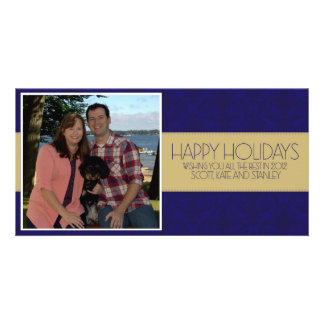 Happy Holidays Gorsky Photo Greeting Card