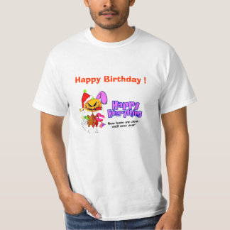 Happy Holidays-Happy Anything-Happy Everything T-Shirt