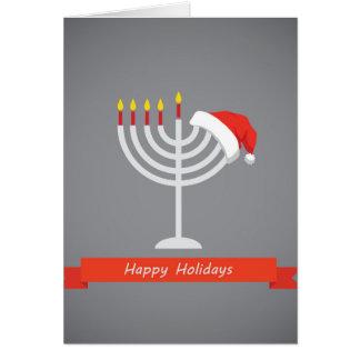 Happy Holidays, Happy Holidays And Happy Greeting Card