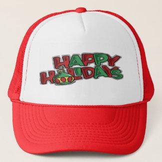 Happy Holidays - Hat