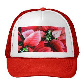 Happy Holidays_ Mesh Hat