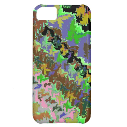 Happy Holidays Jewel Collection iPhone 5C Cases