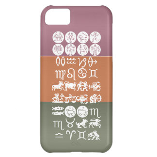 Happy Holidays Jewel Collection iPhone 5C Cover