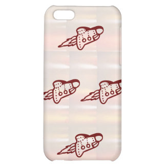 Happy Holidays Jewel Collection Cover For iPhone 5C