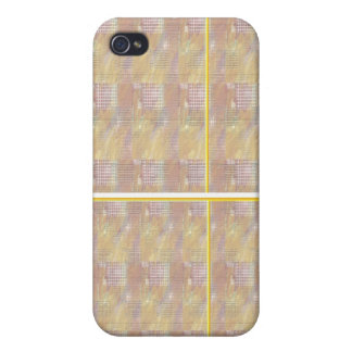 Happy Holidays Jewel Collection iPhone 4/4S Cover
