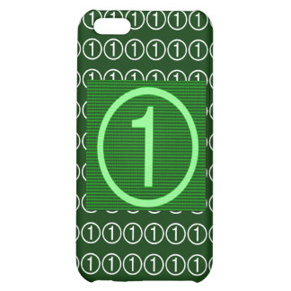 Happy Holidays Jewel Collection Case For iPhone 5C