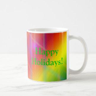 Happy Holidays! Mugs