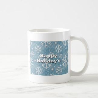 Happy Holiday's Mug