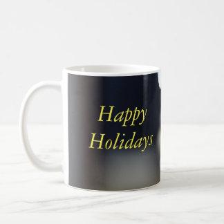 Happy Holidays mug. Coffee Mug