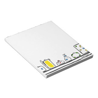 Happy Holidays Notepads