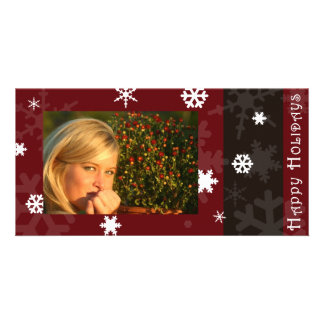 Happy Holidays! Photo Greeting Card