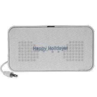 Happy Holidays Mp3 Speaker