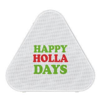 Happy Holla Days -- Holiday Humor Speaker