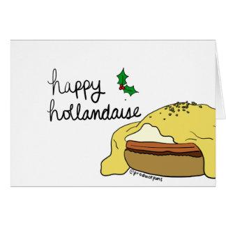 Happy Hollandaise! Card