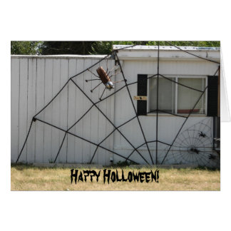 Happy Holloween! Greeting Card
