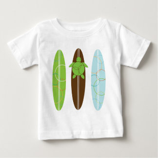 Happy Honu Loves Surf Toddler T-shirt