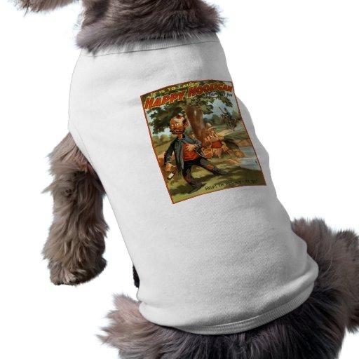 Happy Hooligan - Poisoned by Tea! Doggie Tee Shirt
