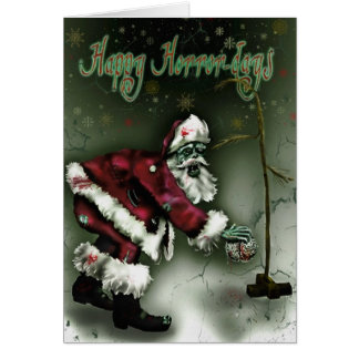 Happy Horror Days Greeting Card