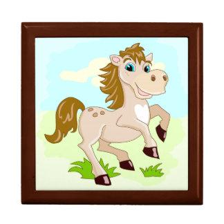 Happy Horse Jewelry Gift Box