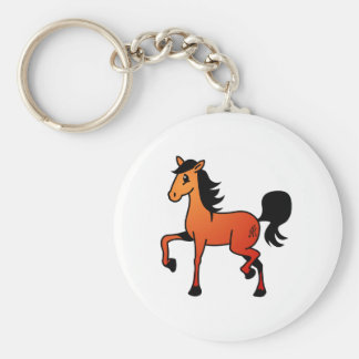 Happy Horse Keychains