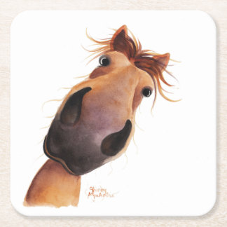 Happy Horse ' MAD MAX ' on a Set of Coasters