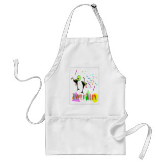 Happy Hour Confetti Standard Apron