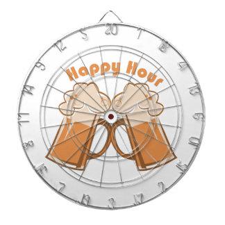 Happy Hour Dartboard With Darts