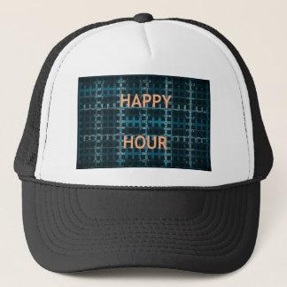 Happy Hour  just feel happy Trucker Hat