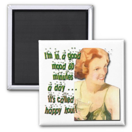 Happy Hour Magnet
