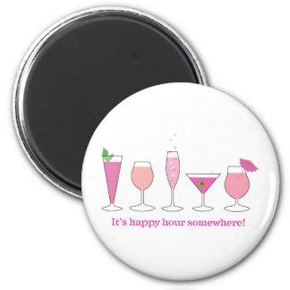 happy hour magnet